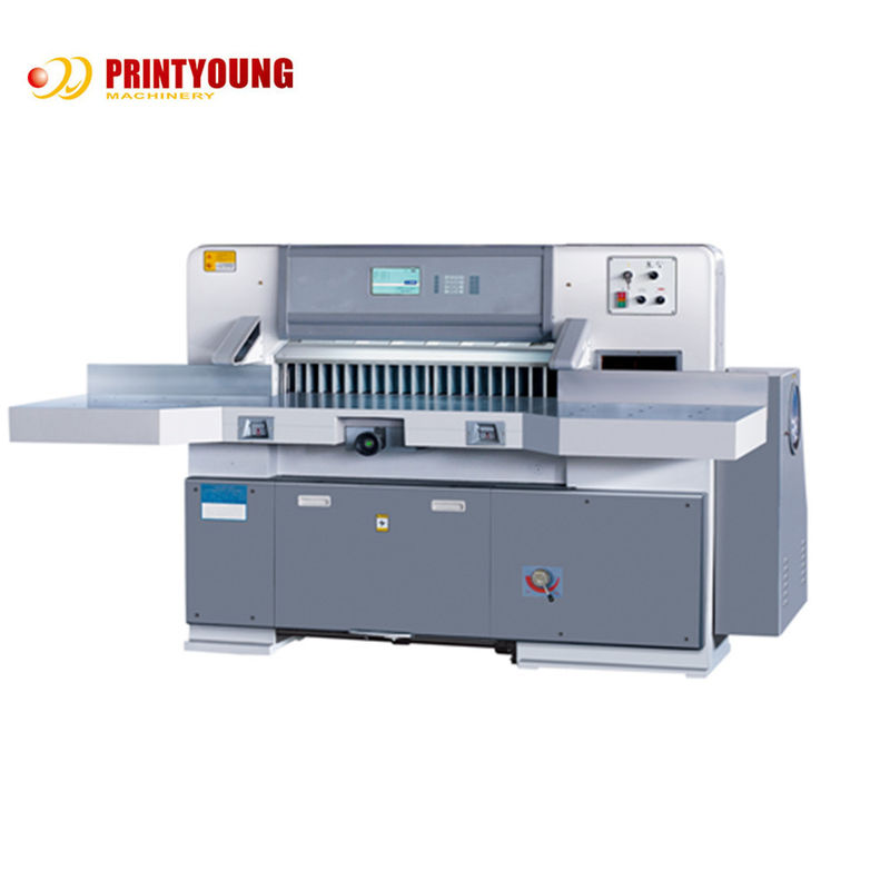 42 Times/Min Hydraulic Guillotine Paper Cutting Machine